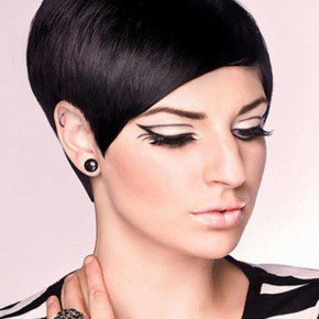 Short Sophisticated Black Hairstyles