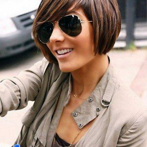 Simple Hairstyles Short Ideas 2013