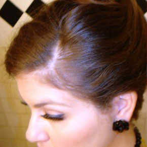 Sleek Classic French Twist