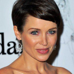 Very Short Hairstyles For Long Faces