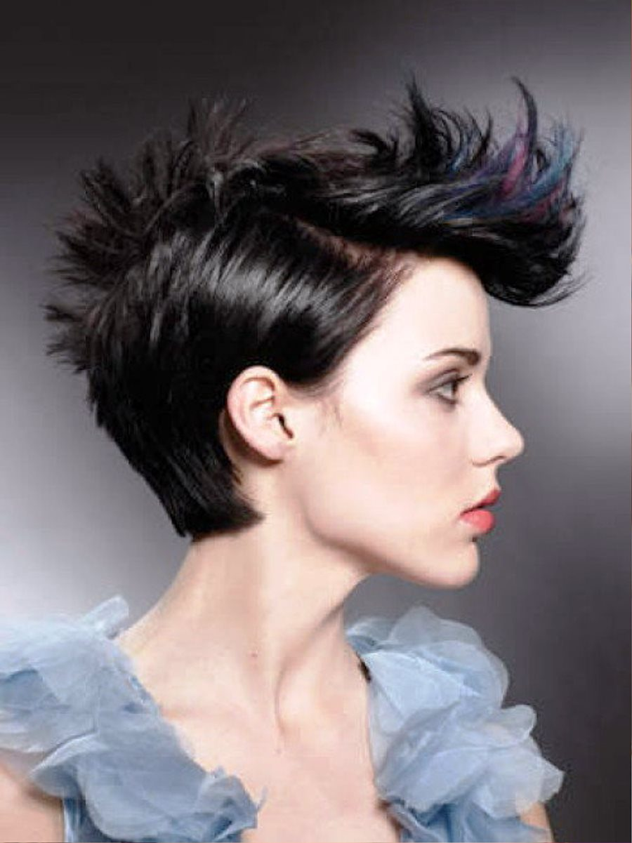 Short Hair 2014 Trends
