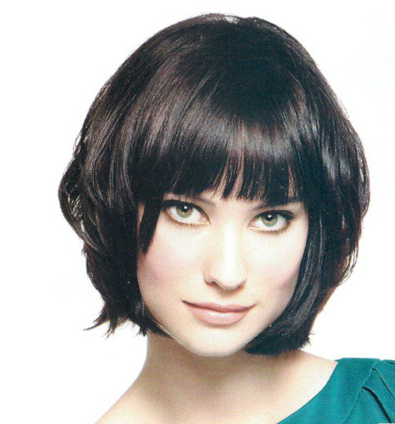 Extra Chic Bob Hairstyle