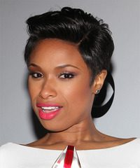 Jennifer Hudson Short Straight Hair