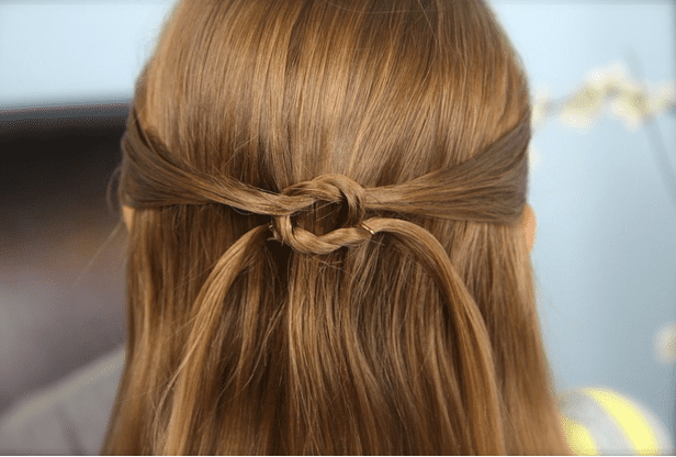 Knotted Pullback Hair