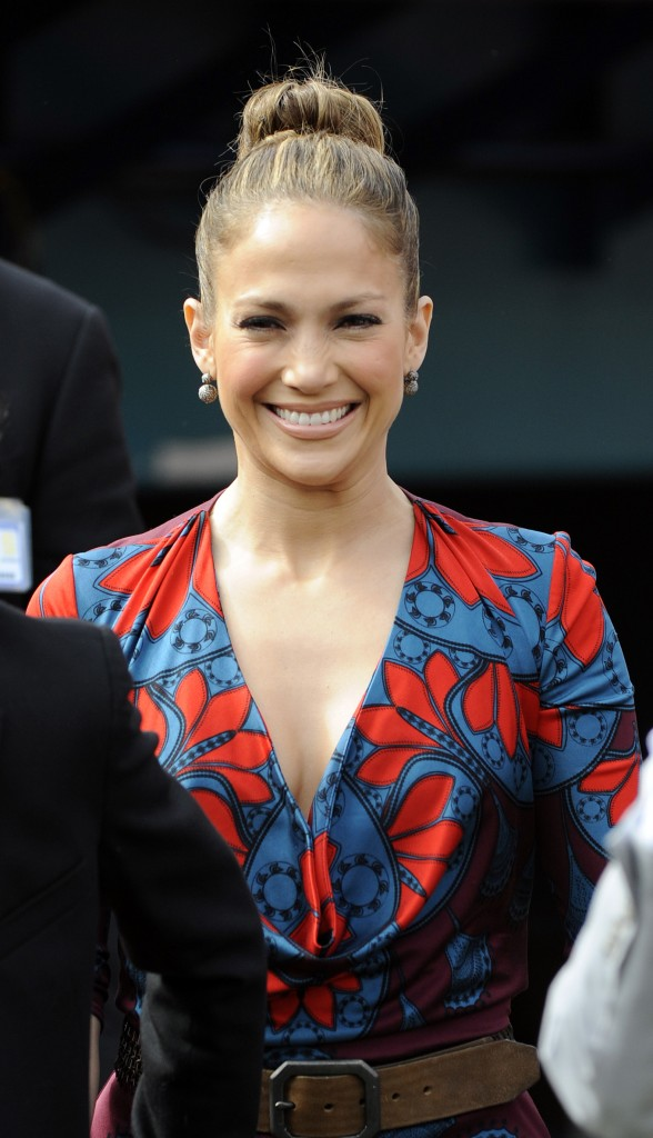 Jlo Updo Hairstyles