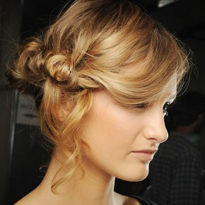 Quick Updo Hairstyles For Medium Length Hair