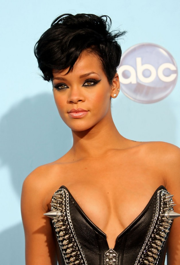 Short Hairstyles African American