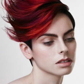 Short Hairstyles And Colors 2013