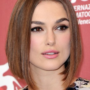 Short Hairstyles Keira Knightley