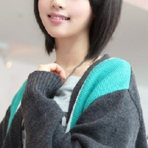 Short Hairstyles Korean