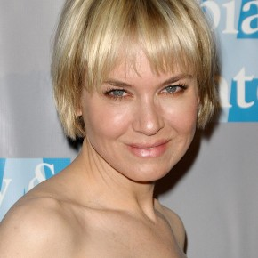 Short Hairstyles Renee Zellweger