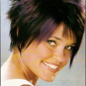 Short Hairstyles Stacked