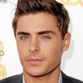 Short Hairstyles Zac Efron