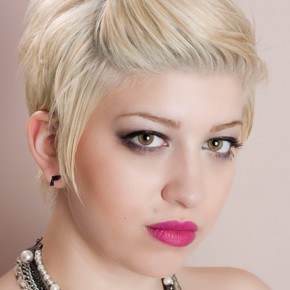 Short Quiff Hairstyles For Women