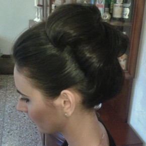 Updo Hairstyles 60's
