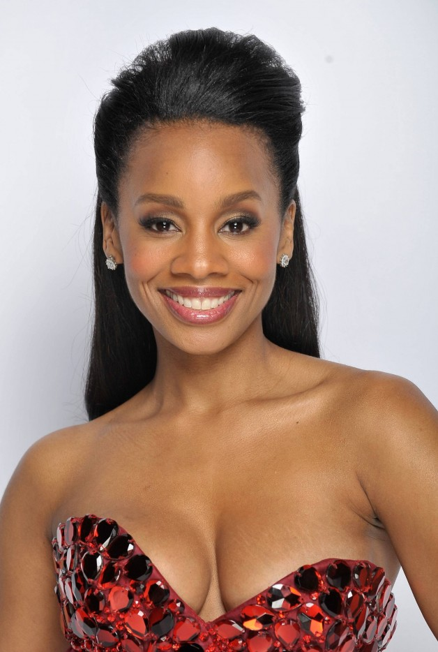 Updo Hairstyles African American Women