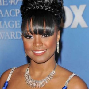 Updo Hairstyles Black Girls
