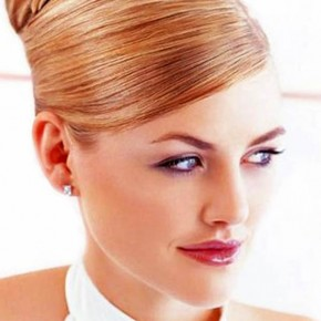 Updo Hairstyles Buns
