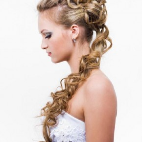Updo Hairstyles Chignon