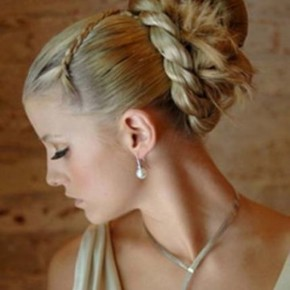 Updo Hairstyles Easy