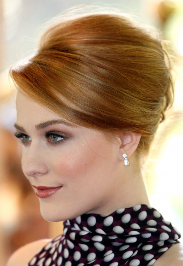 Updo Hairstyles For Races
