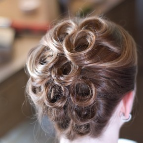 Updo Hairstyles For Really Short Hair