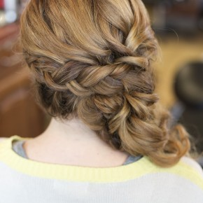 Updo Hairstyles For Very Long Hair