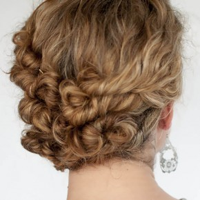 Updo Hairstyles Natural Hair