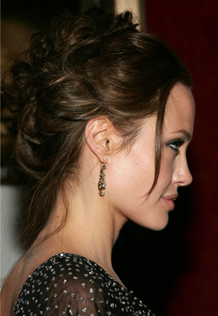 Updo Hairstyles Short Hair Pictures