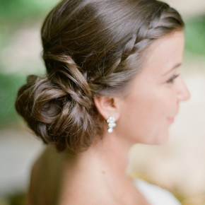 Updo Hairstyles The Knot