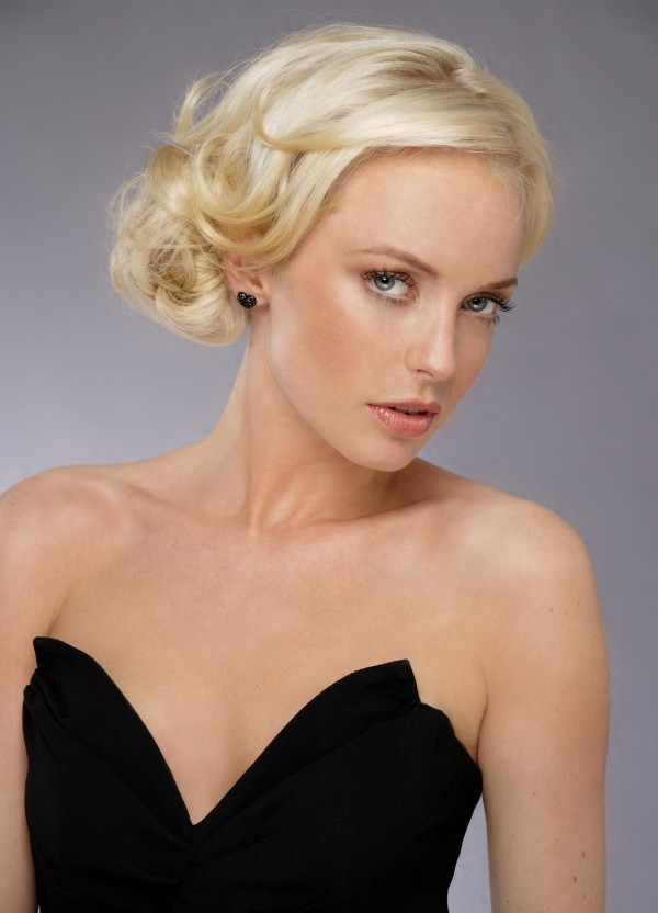 Updo Hairstyles To The Side