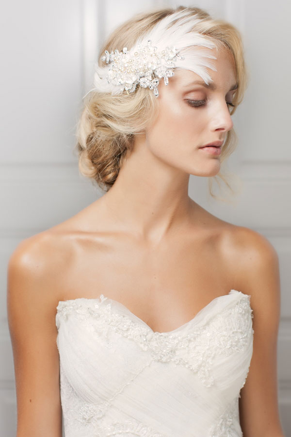 Fantastic Wedding Hairstyles 2013 Behairstyles Com Hairstyle Inspiration Daily Dogsangcom