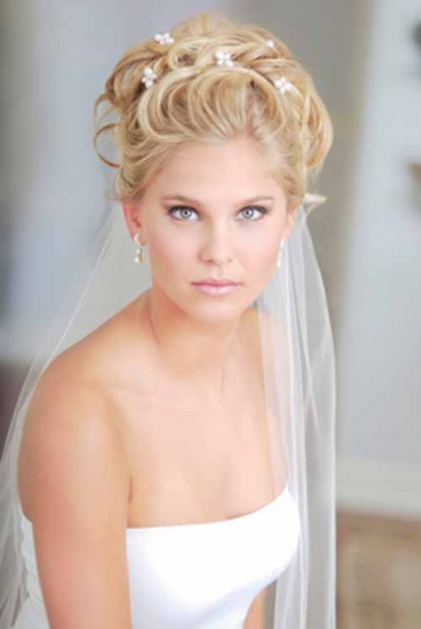 Wedding Hairstyles And Veils