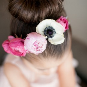 Wedding Hairstyles Children