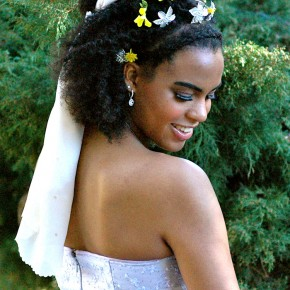 Wedding Hairstyles Dreadlocks
