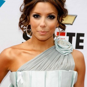 Wedding Hairstyles Eva Longoria