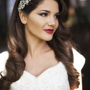 Wedding Hairstyles Glamour