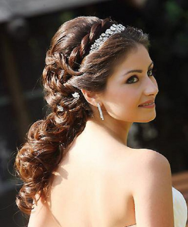 Wedding Hairstyles Greek Goddess