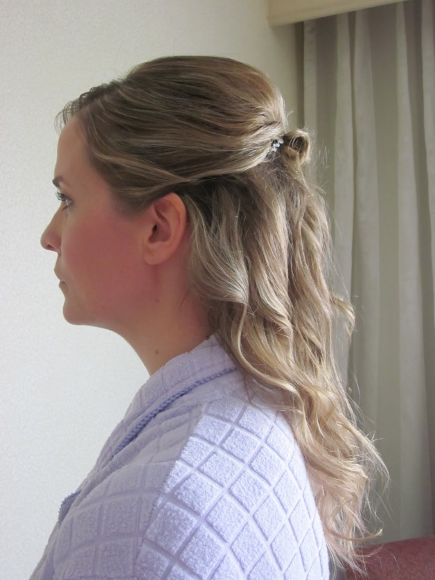 Wedding Hairstyles Half Up With Veil