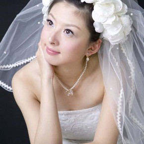 Wedding Hairstyles Japanese
