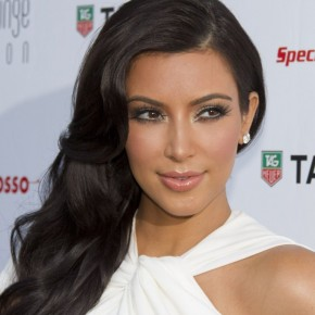 Wedding Hairstyles Kim Kardashian