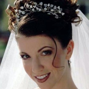 Wedding Hairstyles Long Curly Hair