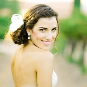 Wedding Hairstyles Low Updo