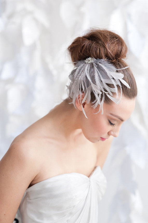 Wedding Hairstyles No Veil