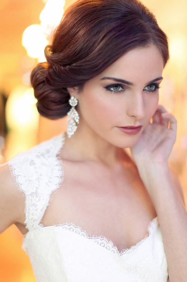 Wedding Hairstyles Of 2012