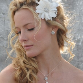 Wedding Hairstyles Pulled To The Side