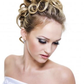 Wedding Hairstyles Ringlets