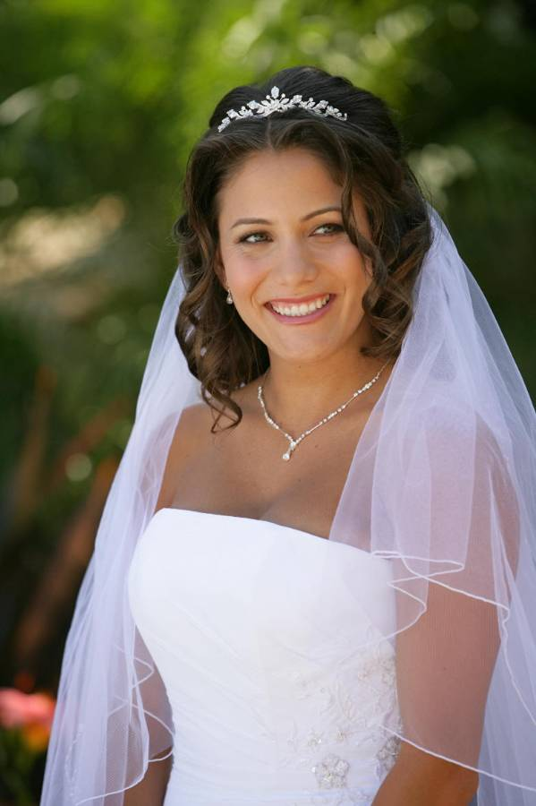 Wedding Hairstyles Round Face Pictures