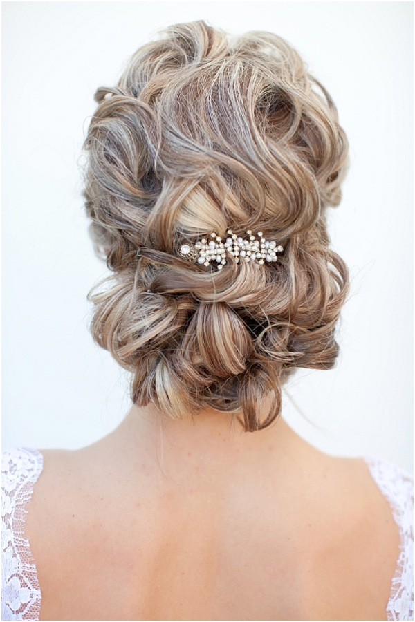 Wedding Hairstyles Up Pictures