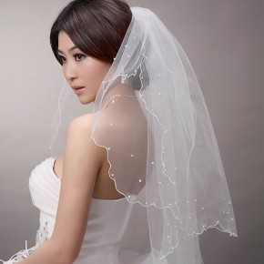 Wedding Hairstyles Veil Underneath